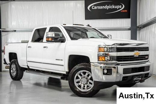 2016 Chevrolet Silverado 2500HD LTZ Dallas TX