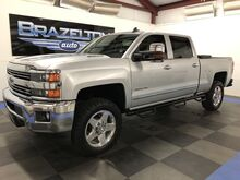 2016_Chevrolet_Silverado 2500HD_LTZ, Diesel, 4x4, Nav, Tool Box, BFG All-Terrains, N-Fab Steps_ Houston TX