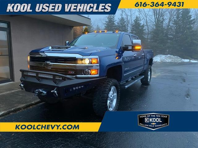 2016 Chevrolet Silverado 2500HD LTZ Grand Rapids MI