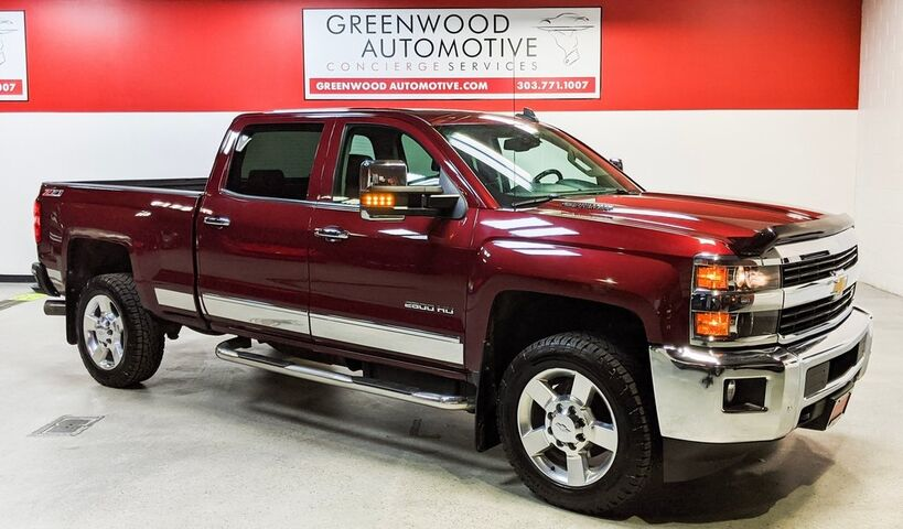 2016 Chevrolet Silverado 2500HD LTZ Greenwood Village CO