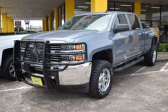 2016_Chevrolet_Silverado 2500HD_Work Truck Crew Cab 4WD_ Houston TX