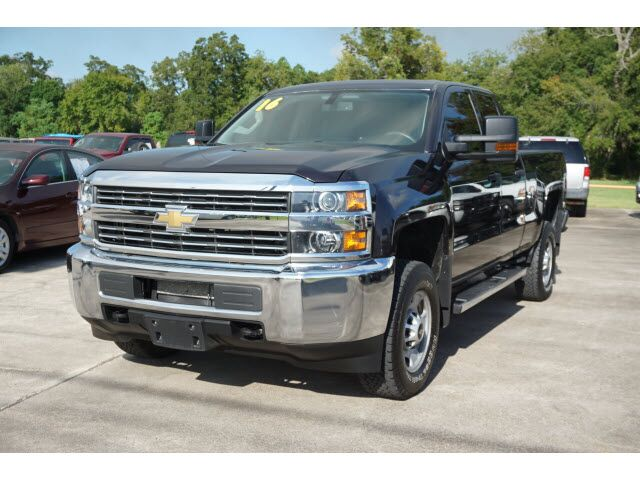 2016 Chevrolet Silverado 2500HD Work Truck Richwood TX