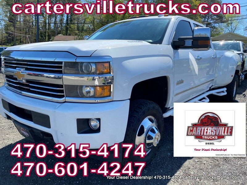 2016 Chevrolet Silverado 3500 High Country Cartersville GA