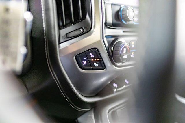 2016 Chevrolet Silverado 3500HD 4x4 Crew Cab LTZ Leather BCam Red Deer AB