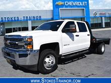 2016_Chevrolet_Silverado 3500HD CC_Work Truck_ North Charleston SC