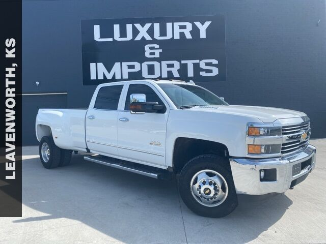 2016 Chevrolet Silverado 3500HD High Country Leavenworth KS
