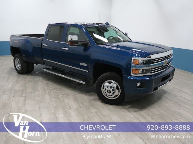 2016 Chevrolet Silverado 3500HD High Country Plymouth WI