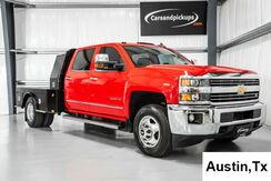 2016_Chevrolet_Silverado 3500HD_LTZ_ Dallas TX