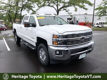 2016 Chevrolet Silverado 3500HD LTZ South Burlington VT