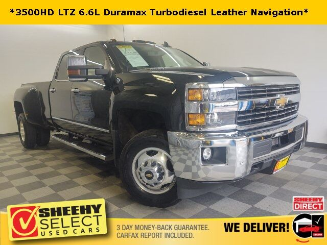 2016 Chevrolet Silverado 3500HD LTZ Warrenton VA