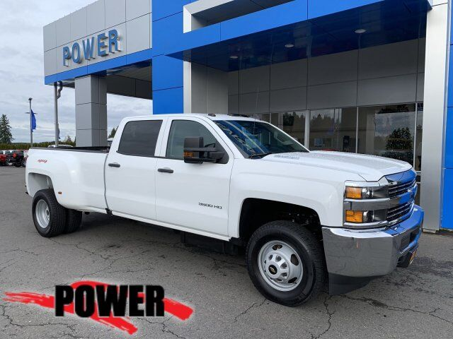 2016 Chevrolet Silverado 3500HD Work Truck Corvallis OR