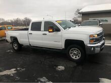 2016_Chevrolet_Silverado 3500HD_Work Truck Crew Cab Long Box 4WD_ Richmond IN