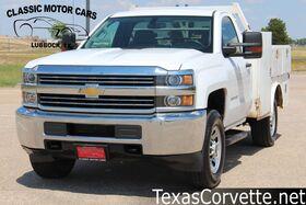 2016_Chevrolet_Silverado 3500HD_Work Truck_ Lubbock TX