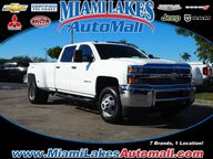 2016 Chevrolet Silverado 3500HD Work Truck Miami Lakes FL