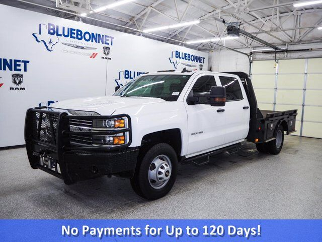 2016 Chevrolet Silverado 3500HD Work Truck New Braunfels TX