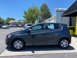 2016 Chevrolet Sonic 4d Hatchback LT AT