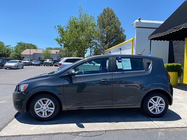 2016 Chevrolet Sonic 4d Hatchback LT AT Albuquerque NM