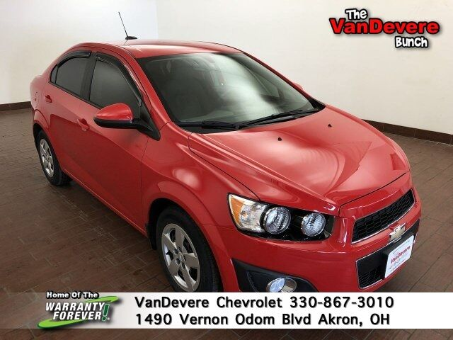 2016 Chevrolet Sonic LS Akron OH
