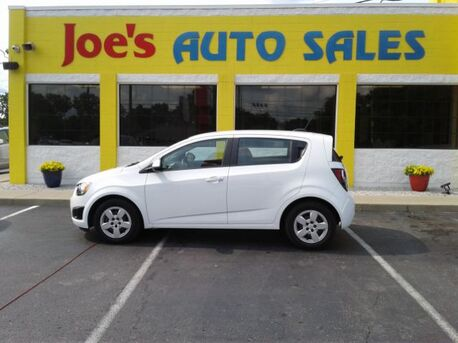2016_Chevrolet_Sonic_LS Auto 5-Door_ Indianapolis IN
