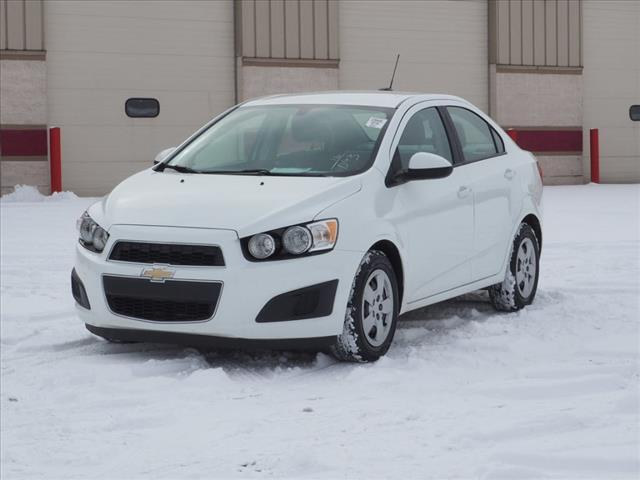 2016 Chevrolet Sonic LS Auto Indianapolis IN