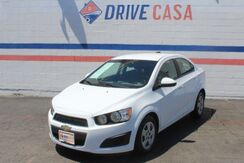 2016_Chevrolet_Sonic_LS Auto Sedan_ Dallas TX