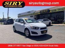 2016_Chevrolet_Sonic_LS_ San Diego CA