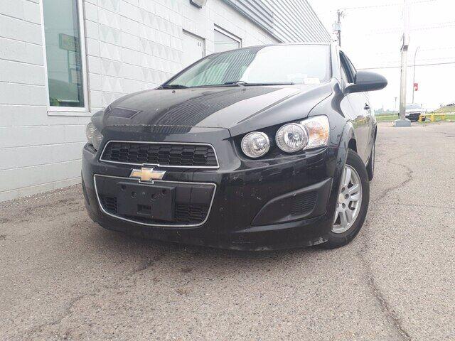 2016 Chevrolet Sonic LT | REMOTE START | BLUETOOTH Calgary AB