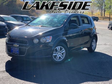 2016 Chevrolet Sonic LT Auto 5-Door Colorado Springs CO