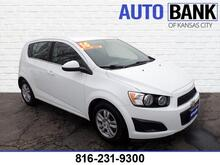 2016_Chevrolet_Sonic_LT Auto_ Kansas City MO
