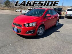 2016_Chevrolet_Sonic_LT Auto Sedan_ Colorado Springs CO