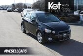 2016 Chevrolet Sonic LT Low kms, No accident.