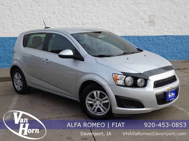 2016 Chevrolet Sonic LT Plymouth WI