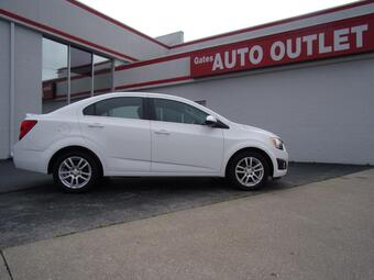 2016_Chevrolet_Sonic_LT_ Richmond KY