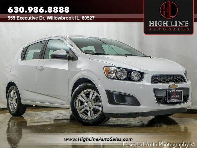 2016 Chevrolet Sonic LT Willowbrook IL