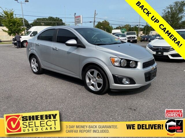 2016 Chevrolet Sonic LTZ Glen Burnie MD