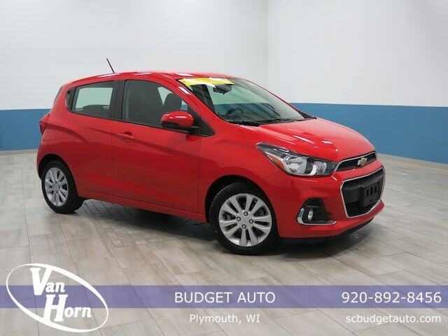 2016 Chevrolet Spark 1LT Plymouth WI