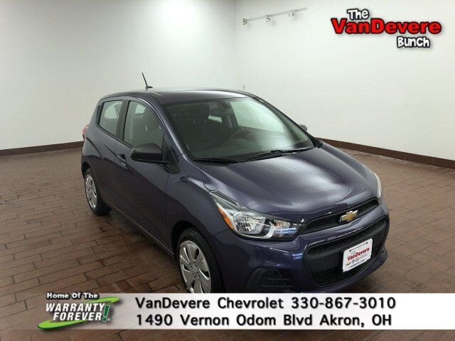 2016 Chevrolet Spark LS Akron OH
