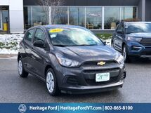 2016 Chevrolet Spark LS South Burlington VT