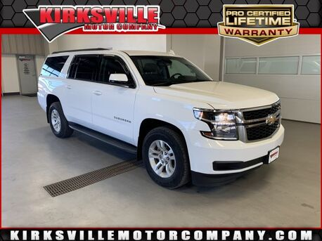 2016_Chevrolet_Suburban_4WD 4dr 1500 LS_ Kirksville MO