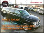 2016 Chevrolet Suburban 4WD LT w/ LUXURY PACKAGE