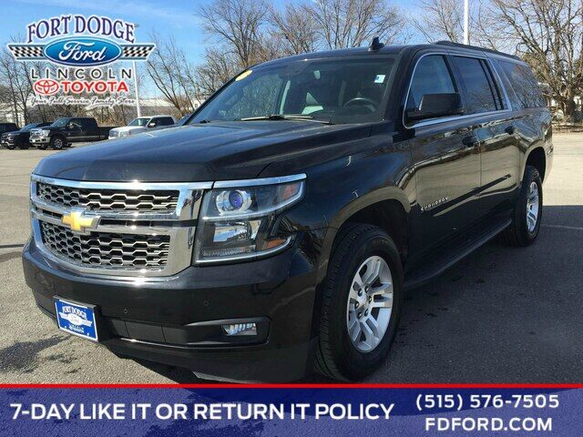 2016 Chevrolet Suburban LT Fort Dodge IA