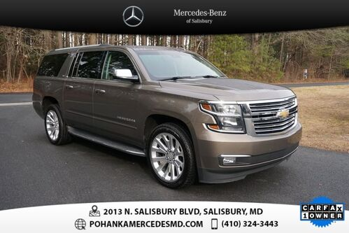 2016_Chevrolet_Suburban_LTZ 4WD ** REAR DVD & SUNROOF ** ONE OWNER **_ Salisbury MD