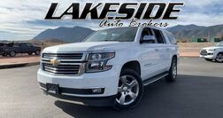 2016_Chevrolet_Suburban_LTZ 4WD_ Colorado Springs CO