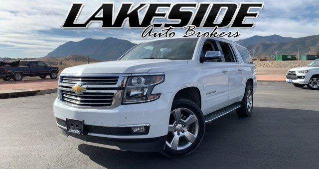 2016 Chevrolet Suburban LTZ 4WD Colorado Springs CO