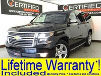 Chevrolet Suburban LTZ 4WD NAVIGATION 2ND ROW CAPTAIN CHAIRS SUNROOF BLIND SPOT ASSIST REAR CA 2016