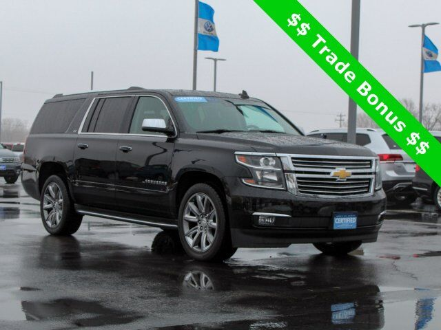 2016 Chevrolet Suburban LTZ Green Bay WI