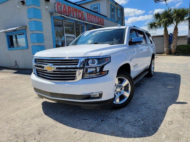 2016 Chevrolet Suburban LTZ Jacksonville FL