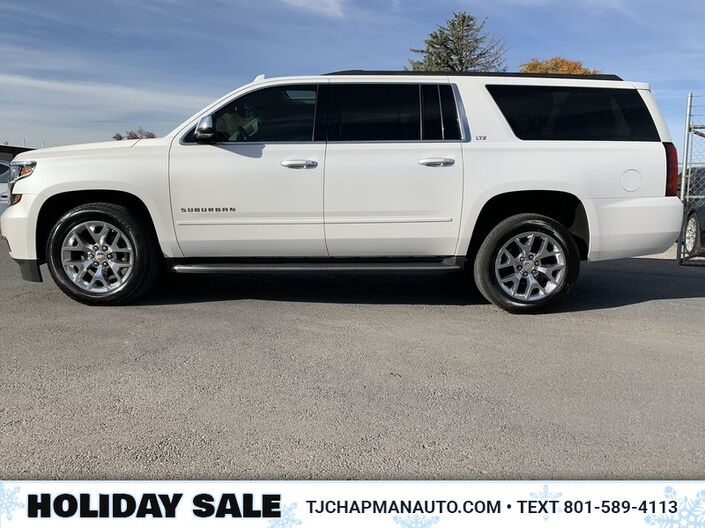 2016 Chevrolet Suburban LTZ Salt Lake City UT