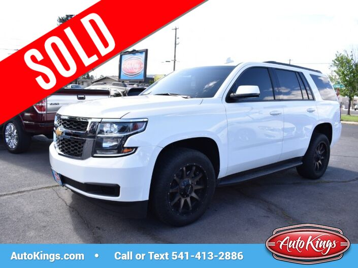 2016 Chevrolet Tahoe 4WD LT Bend OR