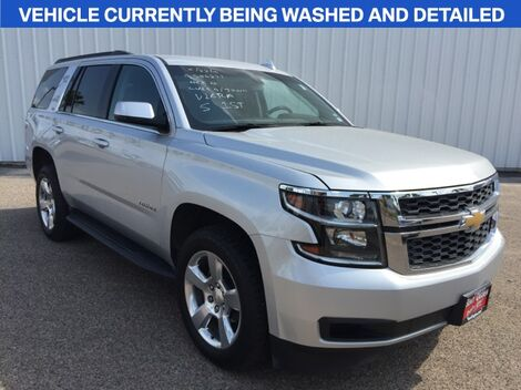 2016_Chevrolet_Tahoe_LS_ Mission TX